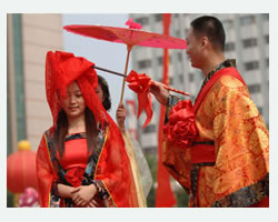 Chinese muslim wedding traditions islam in china arab merchants traded in silk even before the advent of islam and tradition has it that the new religion was brought to their port city junglespirit Choice Image