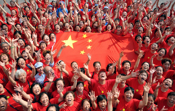 Image result for china crowd pictures